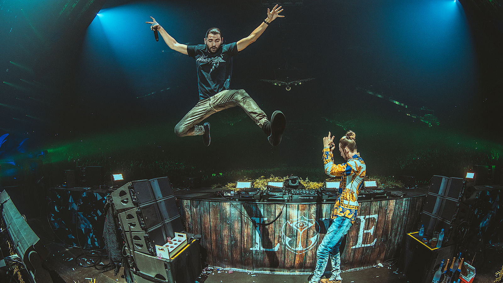 Dimitri Vegas Y Like Mike Los Ganadores De Dj Mag Top 100